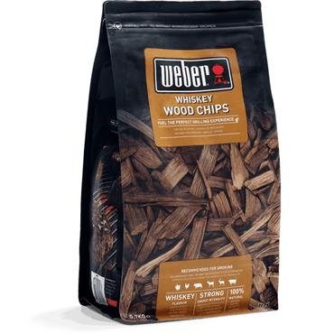 Weber Whiskey Wood Chips 0.7kg