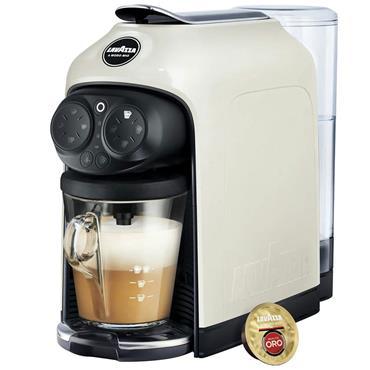 Lavazza Desea White Cream Coffee Maker