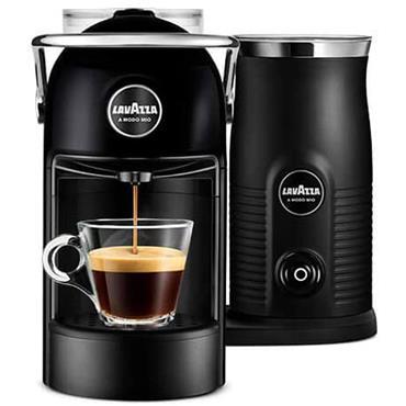 Lavazza Jolie Plus & Milk Pod Black Coffee Machine