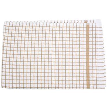 Polidri Tea Towel Cotton Beige