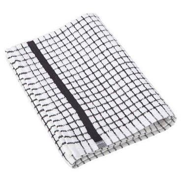Polidri Tea Towel Cotton Black