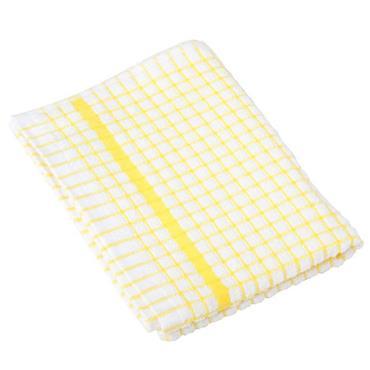 Polidri Tea Towel Cotton Yellow