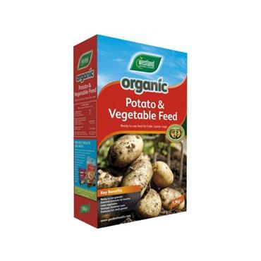 Westland Organic Potato & Vegetable Food 1.5kg