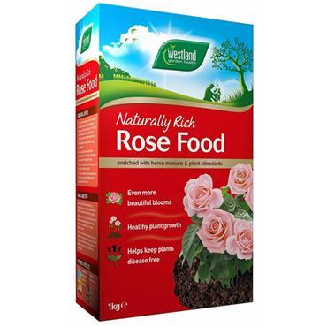 Westland Rose Food With Horse Manure 1kg