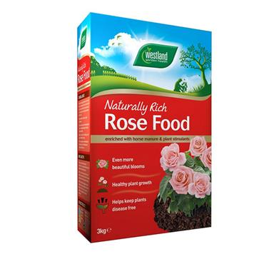 Westland Rose Food with Horse Manure 3kg