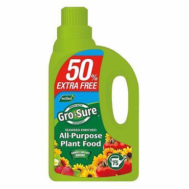 GroSure All Purpose Plant Food 1L