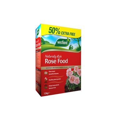 Westland Rose Food With Horse Manure 1.5kg