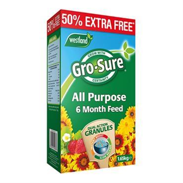 GroSure 6 Month Slow Release Food 1.65kg