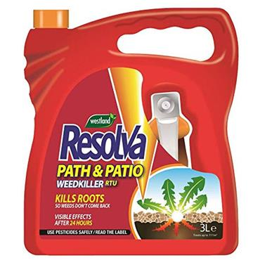Resolva Path & Drive Weedkiller RTU 3L