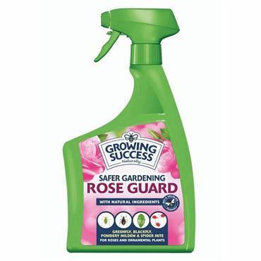 Growing Success Natural Power Rose Guard RTU 800ml