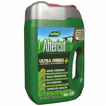 Aftercut Ultra Green Plus Even Flo Spreader 80m