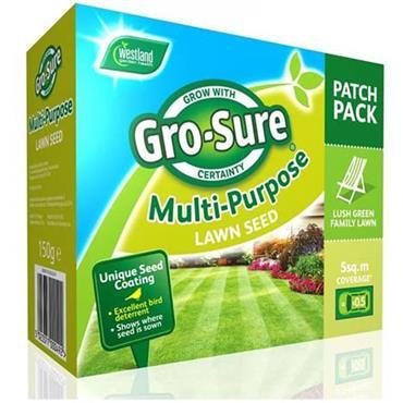 GroSure Multi-Purpose Lawn Seed