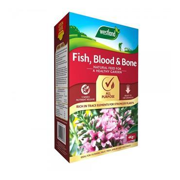 Westland Fish Blood & Bone 4kg