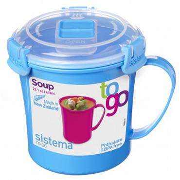 Sistema Klip It Soup Mup To Go