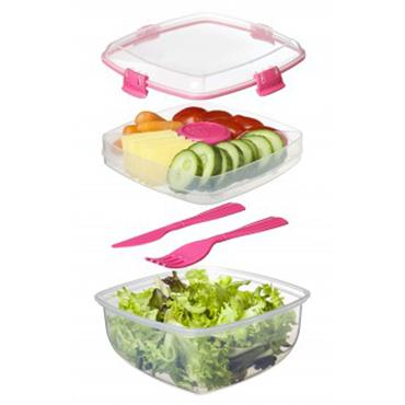 Sistema Assorted Salad To Go 1.1L