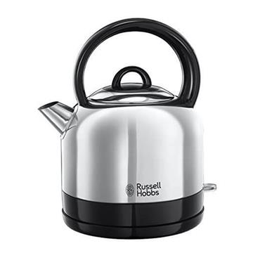 Russell Hobbs Dome Kettle Stainless Steel