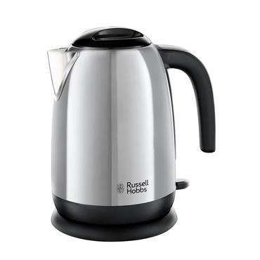Russell Hobbs Adventure Kettle 1.7L Polished Stainless Steel
