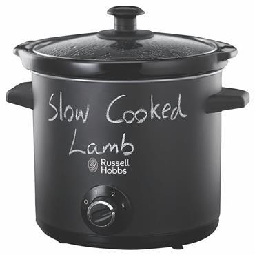 Russell Hobbs Slow Cooker 3.5l Chalkboard