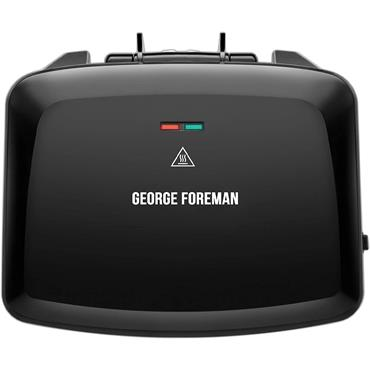 George Foreman Grill With Removable Plates