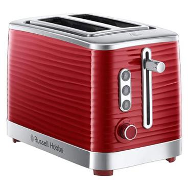 Russell Hobbs 2-Slice Red Toaster