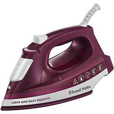 Russell Hobbs Mulberry Steam Iron 2400w