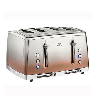 Russell Hobbs Copper 4-Slice Toaster