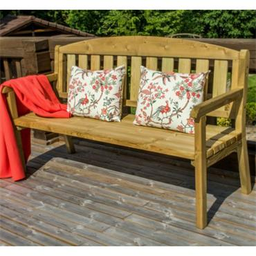 Classic 3 Seater Timber Bench