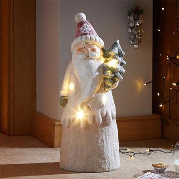Smart Garden Frosty Santa