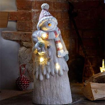 Smart Garden Frosty Snowman