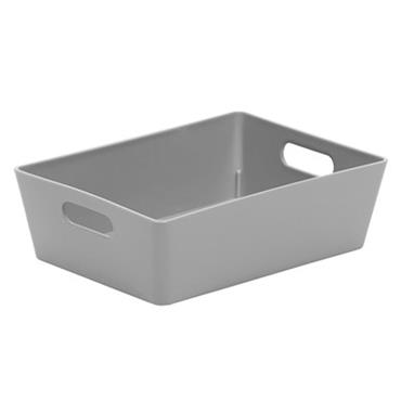 Wham Studio Basket 3 Rectangular Cool Grey