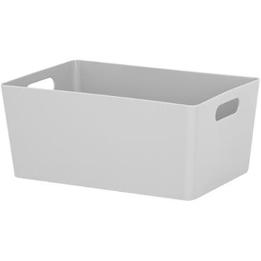 Wham Studio Basket 4 Rectangular Cool Grey
