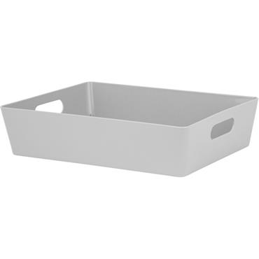 Wham Studio Basket 5 Rectangular Cool Grey