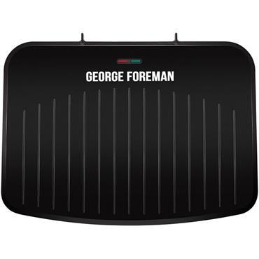 George Foreman Large Fit 9 Portion Black Grill