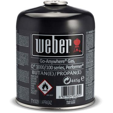 Weber Gas Canister For Q Range