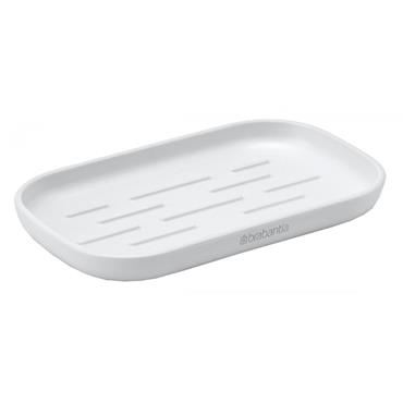Brabantia White Soap Dish