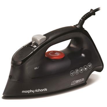 Morphy Richards Iron Breeze Black 2600w
