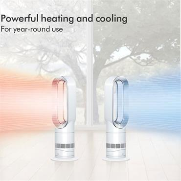 Dyson Am09 Hot & Cool Heater White