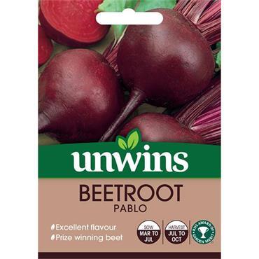 Unwins Beetroot Round Pablo Seeds