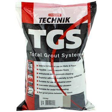 Evo-Stick Technik Total Grout Ssytem Flexi Black 5kg