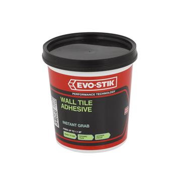 Evo-Stick Instant Grab Wall Tile Adhesive 1L