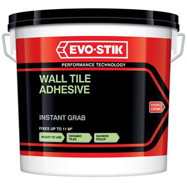Evo-Stick Instant Grab Wall Tile Adhesive 2.5L