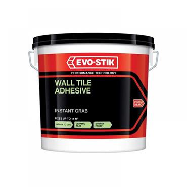 Evo-Stick Instant Grab Wall Tile Adhesive 5L