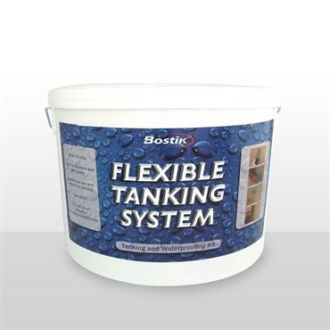 Bostik Flexible Tanking Kit