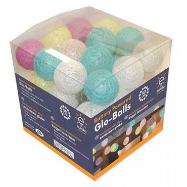 Smart Garden Assorted 50 Glo Balls