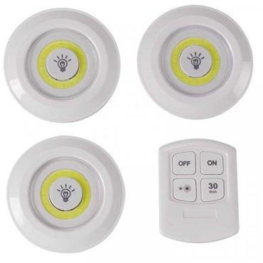 Smart Garden Remote Control Glo-Discs 90L 3pk