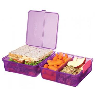 Sistema Assorted Lunch Cube 1.4L
