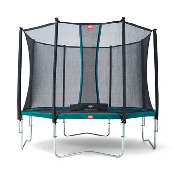 Berg Favorit Regular 430 14ft Trampoline & Safety Net