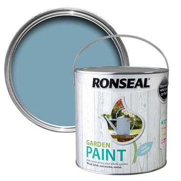 Ronseal Garden Paint Cool Breeze 250ml