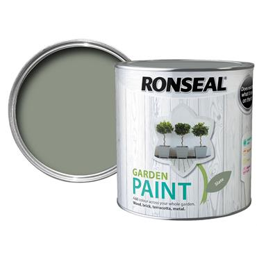 Ronseal Garden Paint Slate 250ml