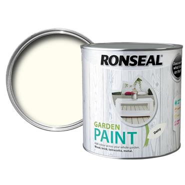 Ronseal Garden Paint Daisy 250ml
